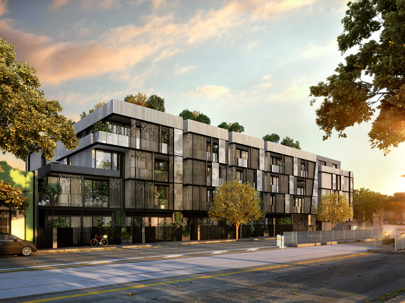 Main photo of G16/275 Abbotsford Street, North Melbourne - More Details