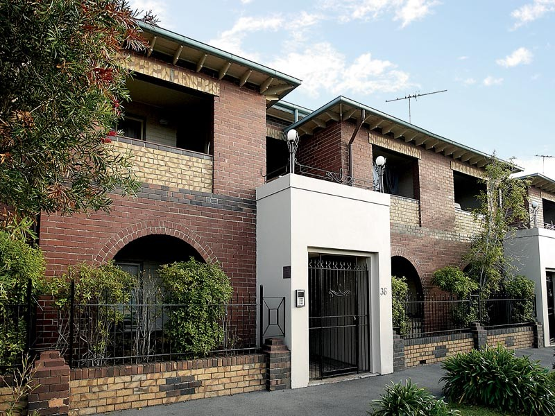 Picture of 3/36 Philipson Street, Albert Park