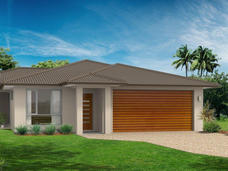 Lot 600 woodlock drive edmonton qld 4869 house for sale for Garage packages edmonton