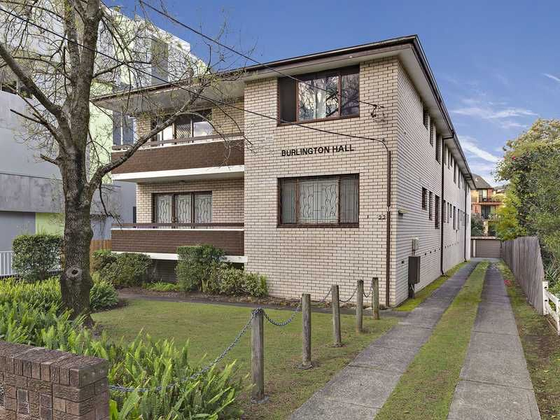 Sold 6 22 Homebush Road Strathfield NSW 2135 On 13 Jul