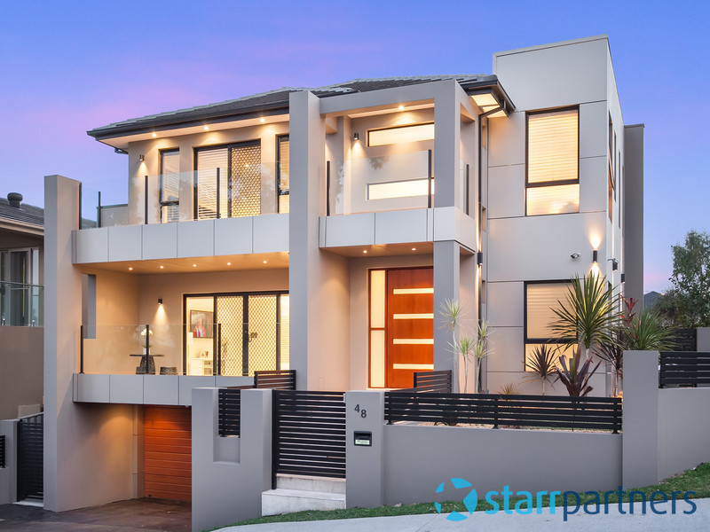 48 watkin tench pde pemulwuy nsw 2145 house for sale for Single level home designs nsw