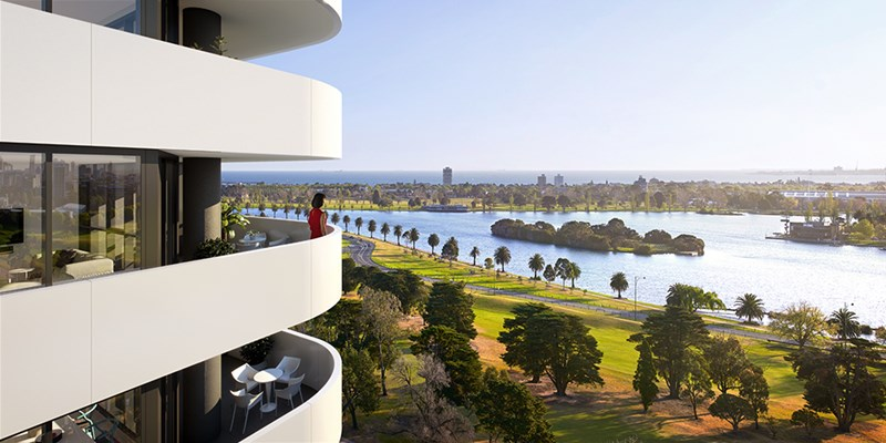 Main photo of Penthouse/12 Queens Road, Melbourne (3004) - More Details