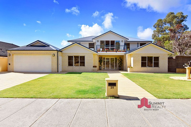 20 Peppermint Boulevard, College Grove WA 6230, Image 0