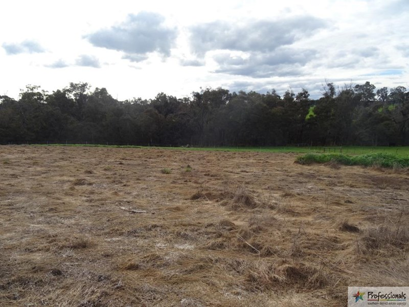 Lot 52 Wallwork Rise, Collie WA 6225, Image 0