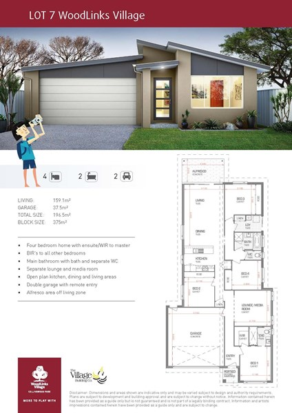 Lot 7/7 Cahill Crescent, Collingwood Park QLD 4301, Image 1