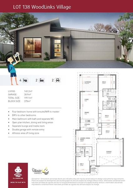 Lot 138/5 Neumann Drive, Collingwood Park QLD 4301, Image 1