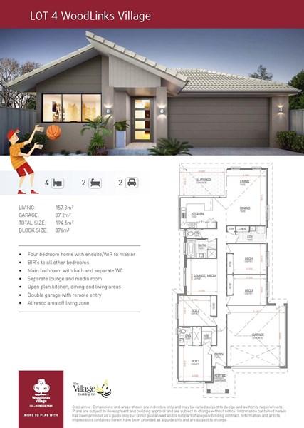Lot 4/6 Cahill Crescent, Collingwood Park QLD 4301, Image 1