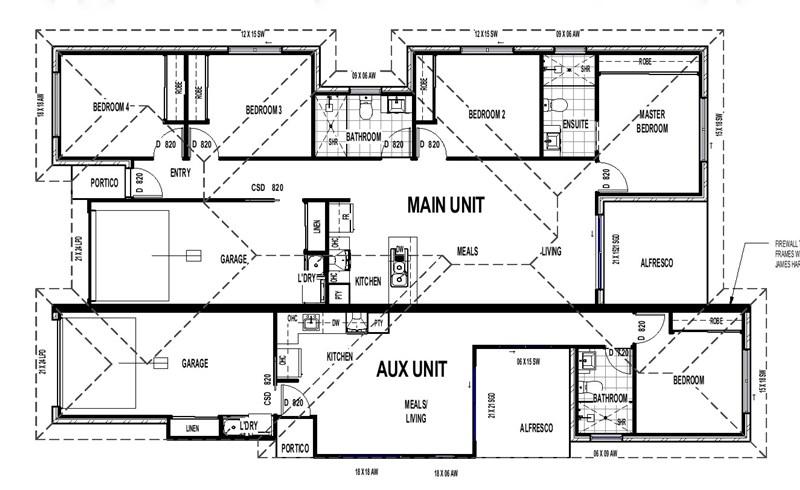 Various Lots Dual Living House & Land Packages Six Mile Creek Estate, Collingwood Park QLD 4301, Image 1