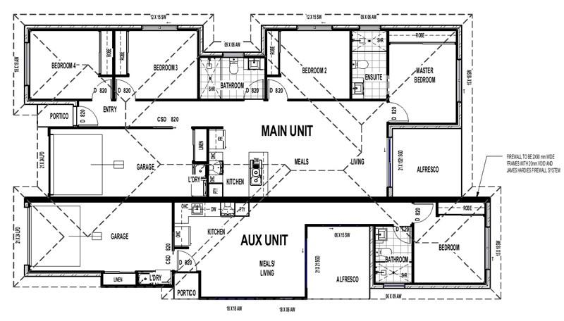 Dual Occupancy Six Mile Creek Estate, Collingwood Park QLD 4301, Image 1