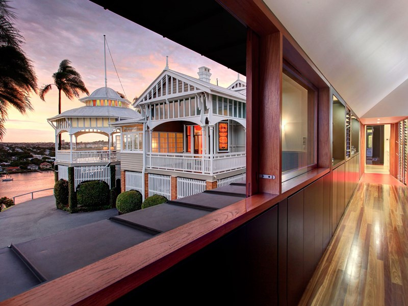 Cremorne, Landmark Brisbane Queenslander