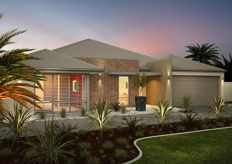 Luxury single story homes plans perth home design and style for Luxury single story home designs