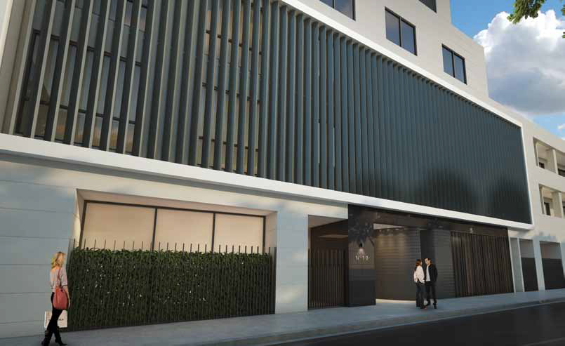 The Astonia Residences, 10-18 Cliff Street, Milsons Point, Image 1
