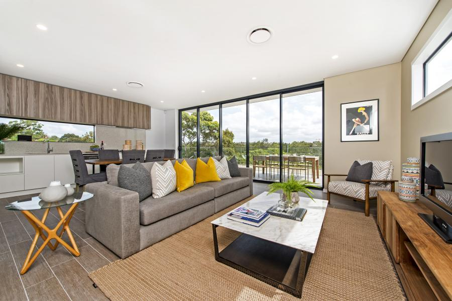 Picture of 5/37 Riverside Crescent, Marrickville